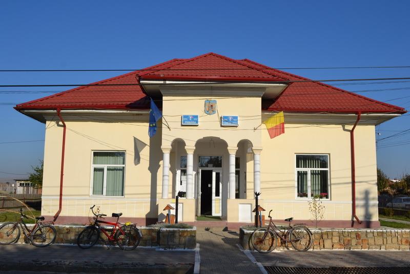 Sediul Primariei Comunei Tibucani